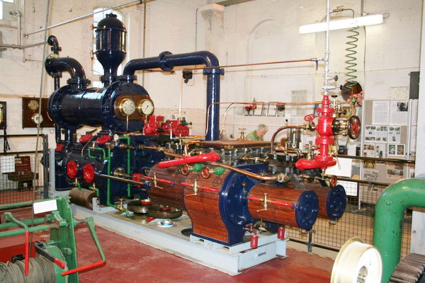 Brede Steam Engine